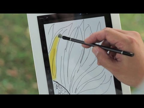 iPad Art Made Easy - With Stylus