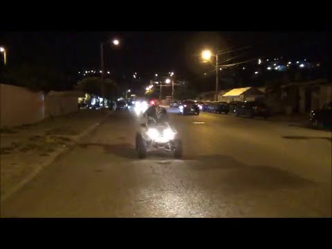 Carreras de fourtrack en ponce