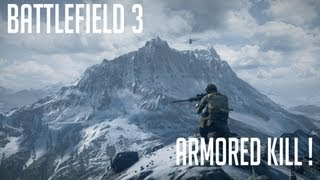 Battlefield 3 : Armored Kill Action/Cinematic