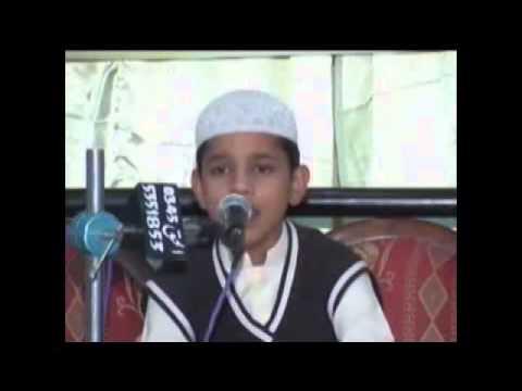Muhammad sa Haseen koy nahe aaia .beautiful naat by Hafiz ZEESHAN . 4 KORE WATC Qasmi naat .