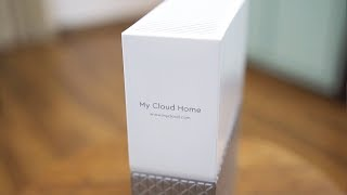 WD My Cloud Home - Personal Storage & Backup for Mobile & Computers