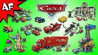 Lego Pixar CARS Collection!