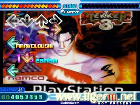 Stepmania - Eiffel 65 - My Console [TIGERM Stepchart]