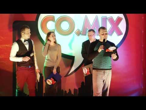 Шутим вместе с комедийным клубом CO.MIX