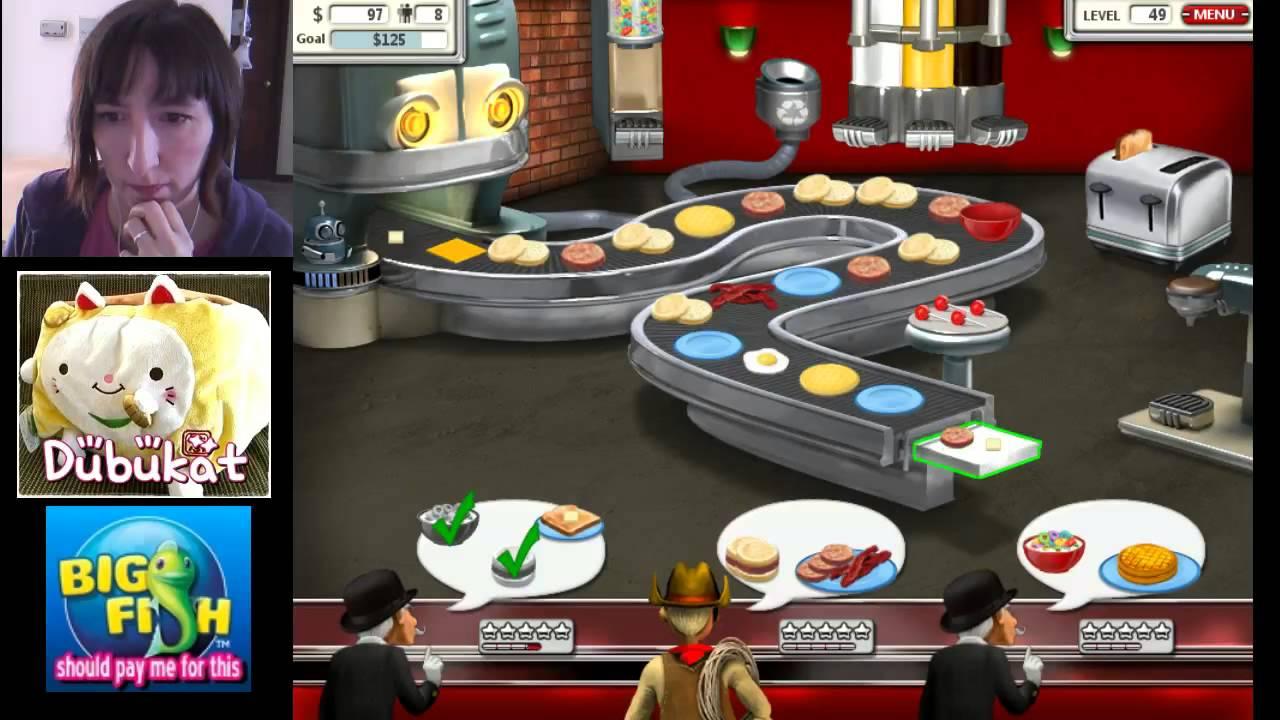 play online burger shop