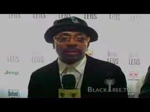 Spike Lee on the Red Carpet Honored (Behind The Lens Award)