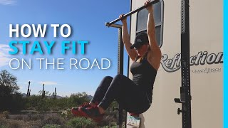 HOW TO STAY FIT WHEN RVING (KYD HOW TO SERIES)