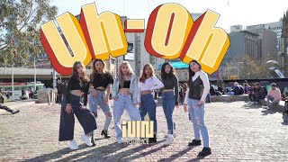 [Kpop in Public AUS] (G)I-DLE - Uh-Oh | Bias Dance cover