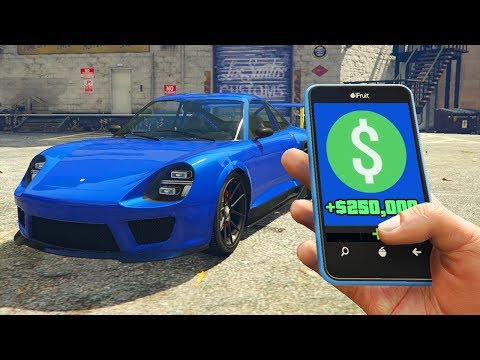 HOW TO GET FREE MONEY IN GTA 5 ONLINE RIGHT NOW!!!