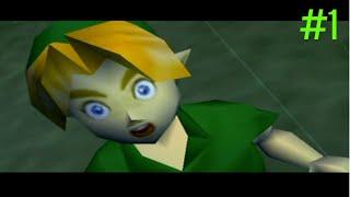 Legend of Zelda Ocarina of Time (Longplay 1)