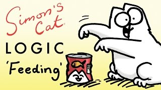 Things You Didn't Know About Feeding Time! - Simon's Cat | Cat Logic #7