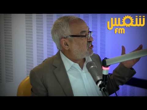 image vidéo راشد الغنوشي: