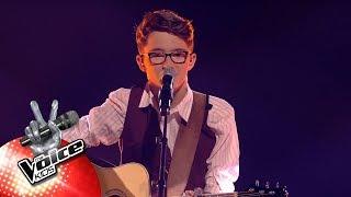 Ebe - 'Perfect'   Halve Finale   The Voice Kids   VTM