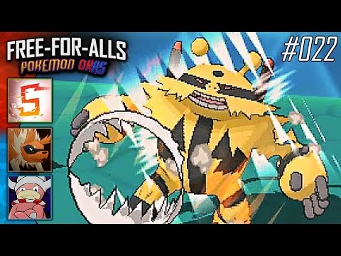 Pokémon Omega Ruby & Alpha Sapphire Ffas #022 Feat. Sacredfirenegro, Sensationalgp, & Craig! video