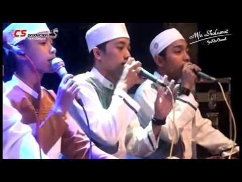 AL MUNSYIDIN SING KERI COKOT BOYO Live Pekuncen Bersholawat   CS Production - MFA Sholawat Channel