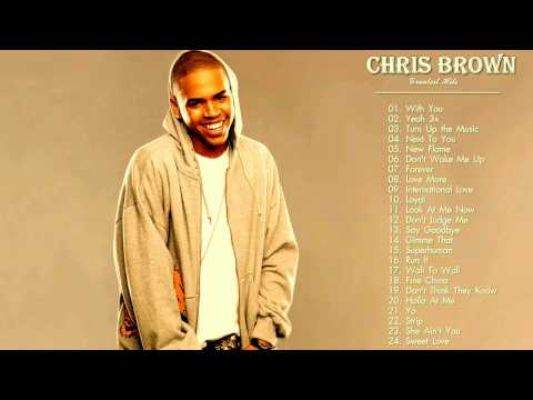 Chris Brown Greatest Hits   Chris Brown Playlist