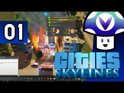 [Vinesauce] Vinny - Cities: Skylines (part 1)