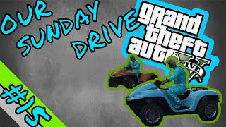 the Sunday drive | Grand Theft Auto V | funniest moment #15