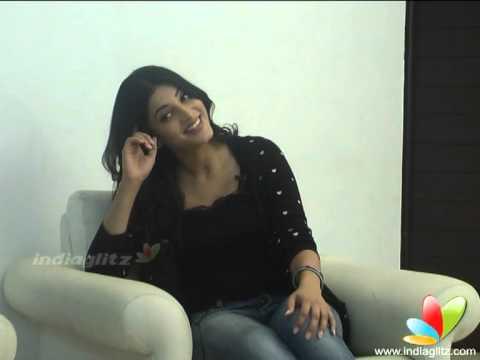 Shruti Haasan Speaks On '3'