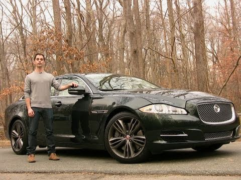 Roadfly.com - 2011 Jaguar XJL Supersport Road Test & Review