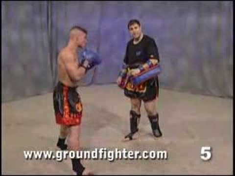 Duke Roufus, Muay Thai, Full Contact Kickboxing, MMA Workout Image 1