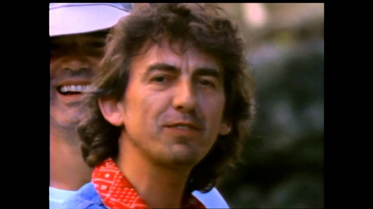 George Harrison Now