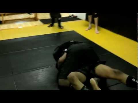 MMA Training 2013 - Video 3
