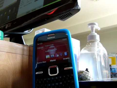 Errores Nokia C3 (reseteos sin razón)