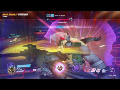 Reinhardt - Team Kill