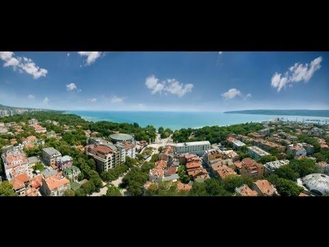 Варна (Varna), Болгария - проезд через город [Путешествие из Киева в Европу #57]