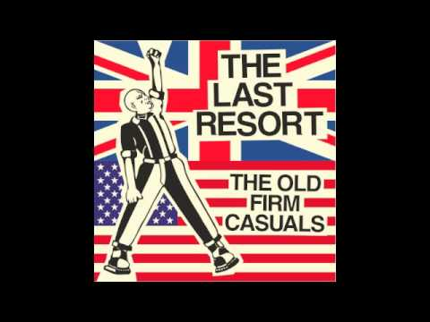 The Old Firm Casuals - Public Enemy