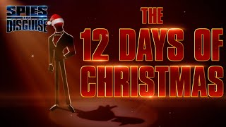 Spies in Disguise | 12 Days of Spiesmas | 20th Century Fox