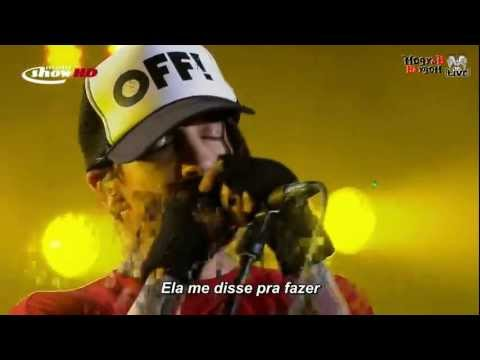 Red Hot Chili Peppers - The Adventures of Rain Dance Maggie [HD][Legendado][r.Mogyab]