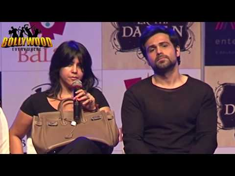 Ekta Kapoor Opps in Public Must Watch!!