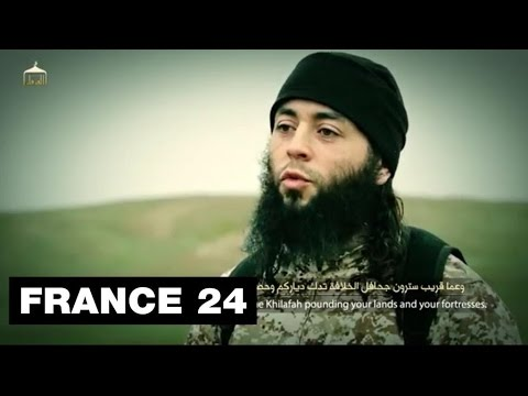 The Islamic State issues a direct threat for Israel and France's