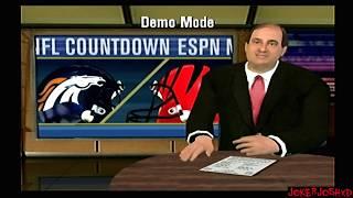 ESPN NFL 2K5 Demo Games | DEN @ CIN |