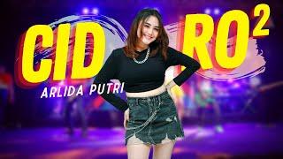 Cover Lagu - Arlida Putri - Cidro 2  Lgo Awakku Sing Kudu Lgo   ANEKA SAFARI