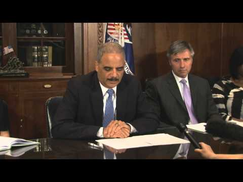 Attorney General Eric Holder Remarks on the Situation in Ferguson, Missouri
