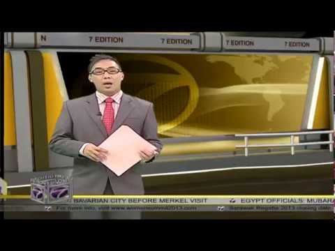Asia Pacific International Entrepreneur Excellence Award NTV 7 News Coverage