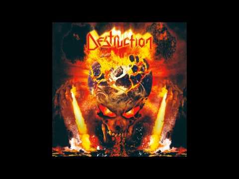 Destruction - Nailed To The Cross