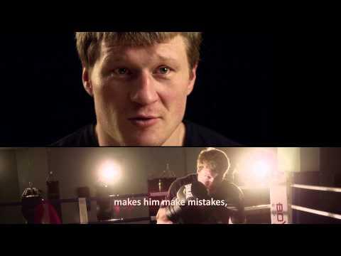 Александр Поветкин против Карлоса Такама (ролик перед боем, 24.10.2014)