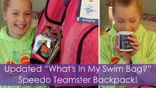 "download lagu Updated ""what's In My Swim Bag?"" Speedo Teamster Swim gratis"