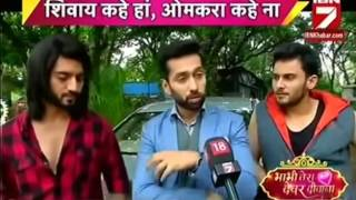 OBro's argument over women empowerment  Ishqbaaz 15th September 2016 IBN7 News