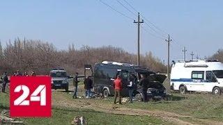 Маршрутка против электрички: уточнено число погибших и раненых в Крыму - Россия 24
