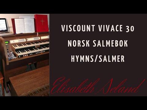 Norsk salmebok no. 225 Veni Sancti Spiritus (Heilag Ande, kom til oss)