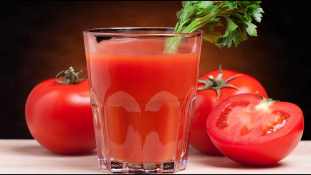 Как из помидоры сделать томатный сок в  18