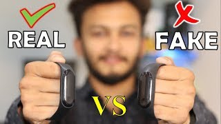 Xiaomi || REAL Mi Band 3 VS FAKE Mi Band 3