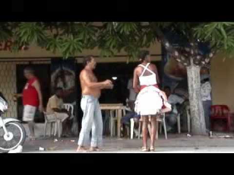 EN BARRANQUILLA SE BAILA ASI (EL BAILE DE LA COCA 3)