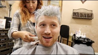 SHAVING MY HAIR OFF!!