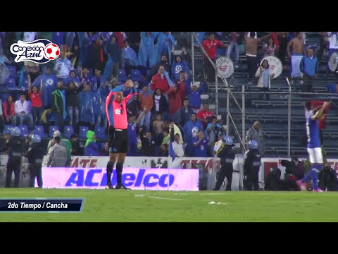Conexión Azul: Cruz Azul vs América J12.
